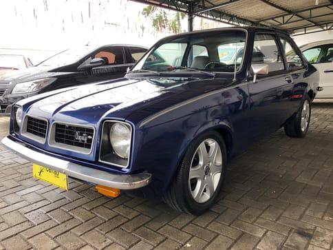 1978 chevrolet chevette sl 1.6-s 2p