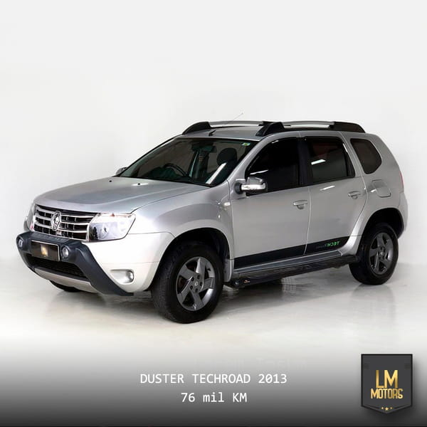 RENAULT DUSTER TECH ROAD 1.6 16V