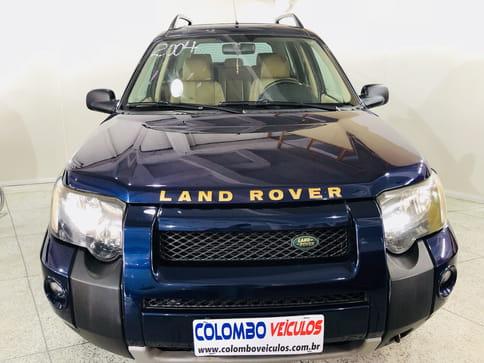 2004 land rover freelander 5dr 25l