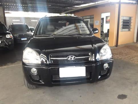 2008 hyundai tucson 2.0 gls flex 4p aut