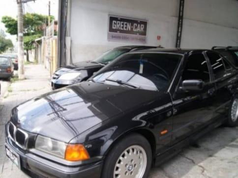 1997 bmw 318is 1.9 16v 4p