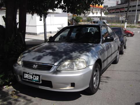 1999 honda civic lx aut.