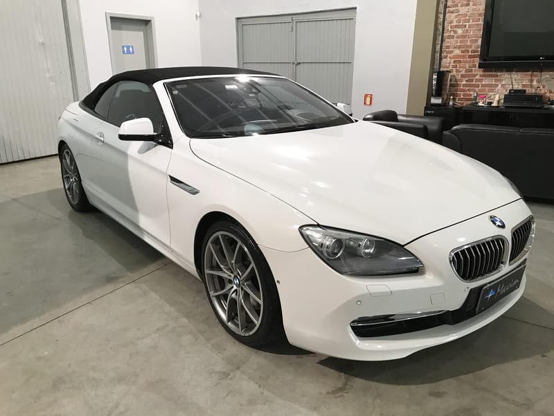 BMW 650I CABRIO 4.4 V8