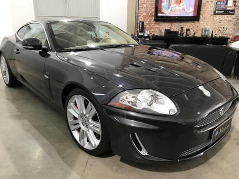 2011 jaguar xkr coupe 5.0 32v
