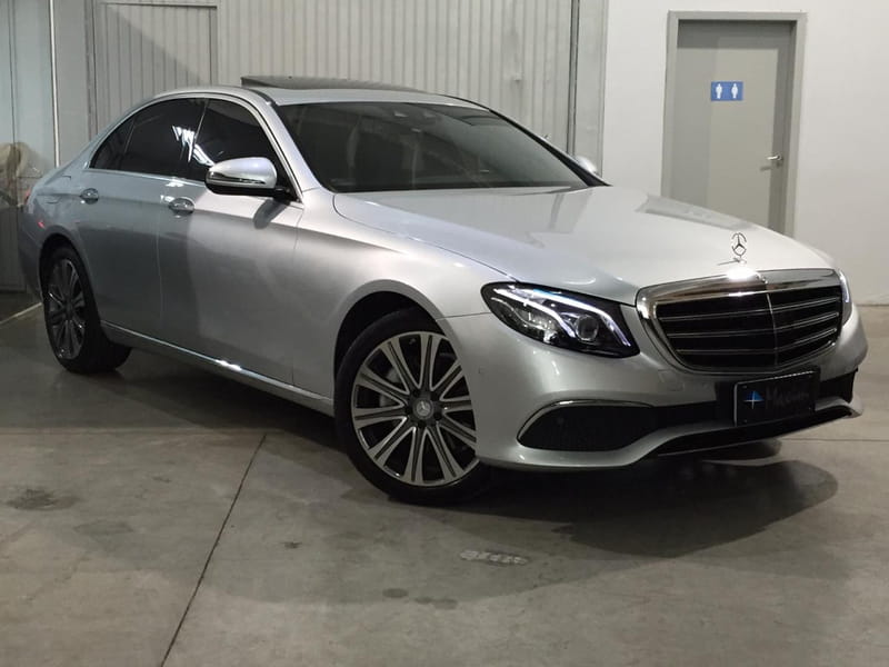 MERCEDES-BENZ  E 250 2.0 CGI GASOLINA EXCLUSIVE 9G-TRONIC