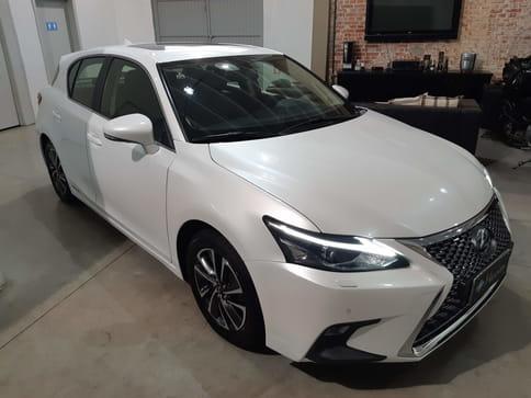 2018 lexus ct200h 1.8 16v hibrid aut