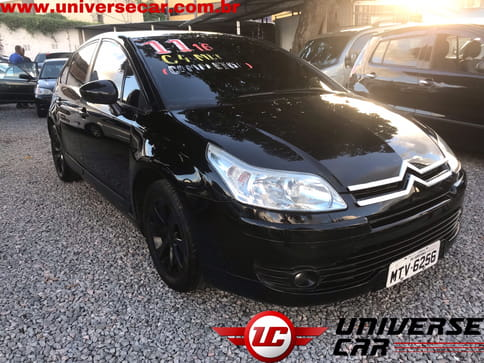 2011 citroen c4 hatch glx 1.6