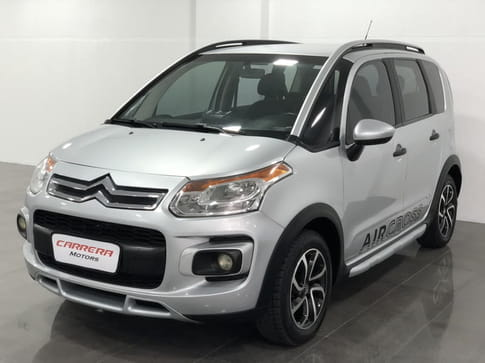 2011 citroen aircross tendance 1.6 flex mec.