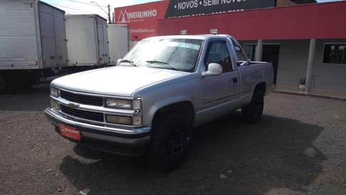 1998 chevrolet silverado pick-up 4.1 2p