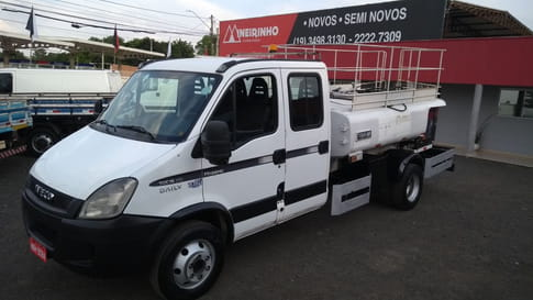 2012 iveco daily 70c16 chassi