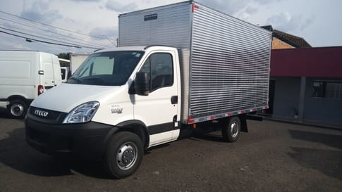 2019 iveco daily chassi 35s14 2p (diesel)