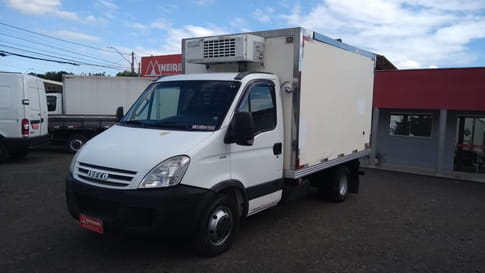2008 iveco daily chassi 55c16 2p (diesel)