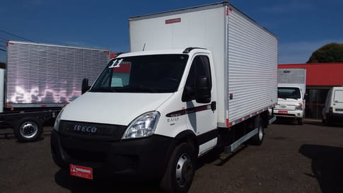 2011 iveco daily 70c16 chassi