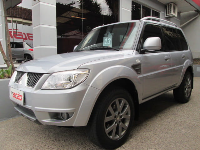pajero tr4 2.0 flex 16v 4x2 2013 santa cruz do sul