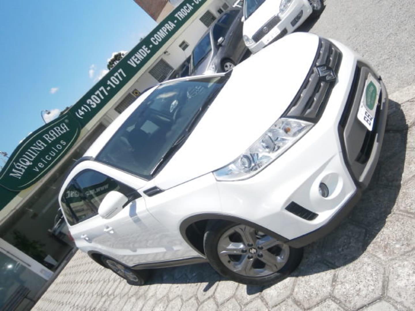 SUZUKI VITARA 4YOU ALLGRIP 1.6 16V AUT.