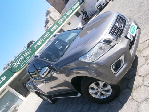 NISSAN FRONTIER 2.3 LE AT 4X4