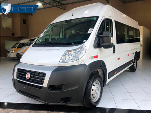 FIAT DUCATO 2.3 EXECUTIVO 15L