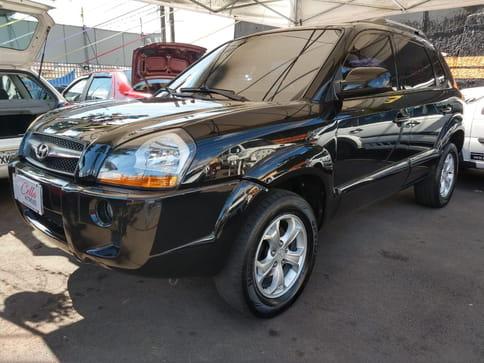 2009 hyundai tucson 2.0 gls flex 4p aut