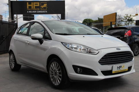 FORD NEW FIESTA 1.0 ECOBOOST TITANIUM PLUS 12V GASOLINA 4P POWERSHIFT