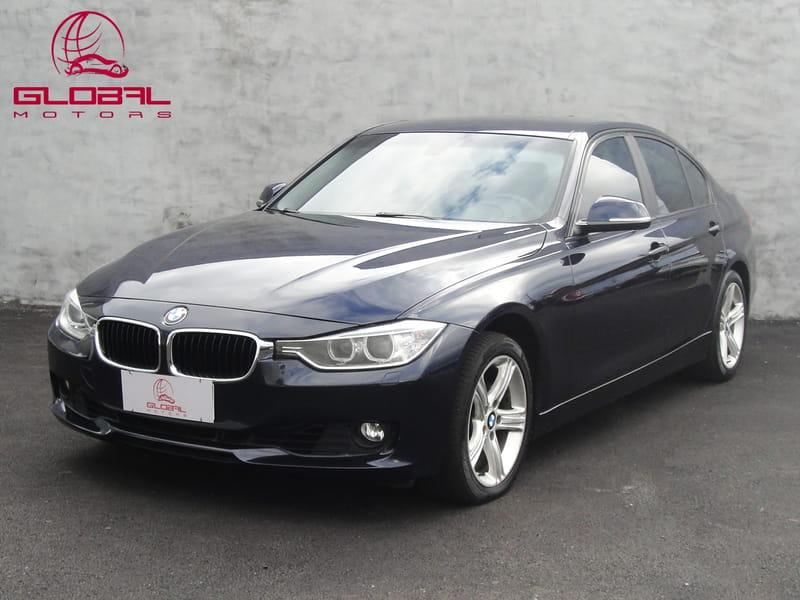 BMW 320I 2.0 16V TURBO GASOLINA 4P AUT
