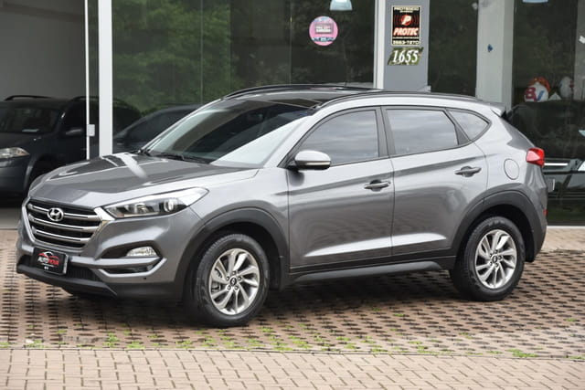tucson 1.6 turbo gls automatic 2018 ivoti
