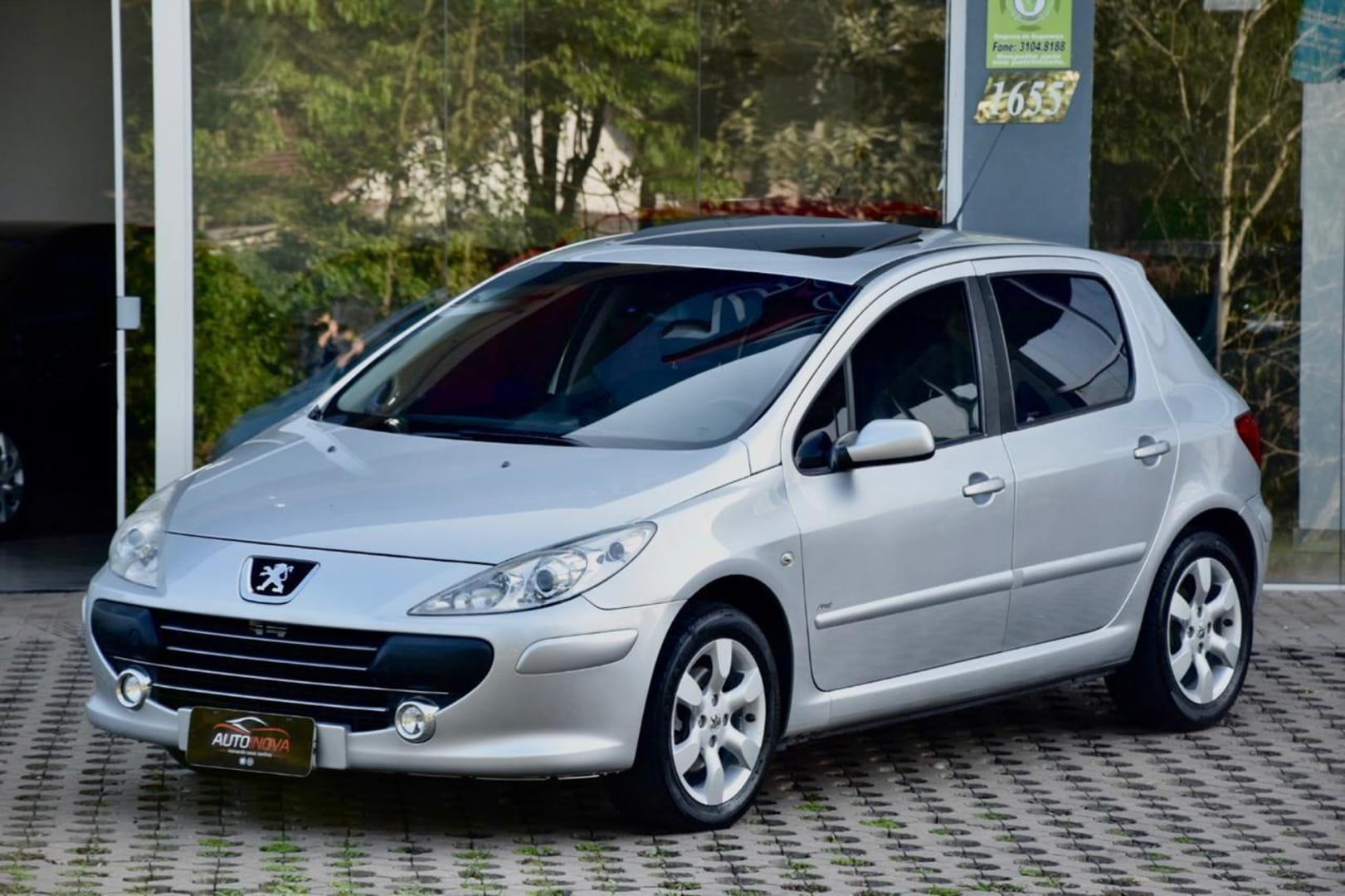 307 hatch presence 2011 ivoti