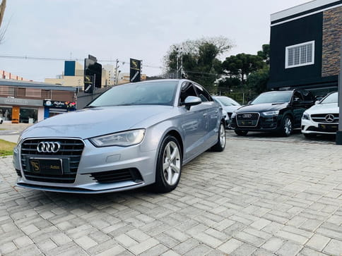 AUDI A3 SEDAN 1.4 TURBO 122CV AUT