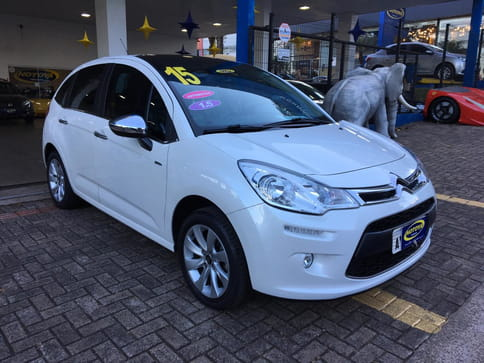 CITROEN C3 EXCLUSIVE 1.6 16V FLEX 4P