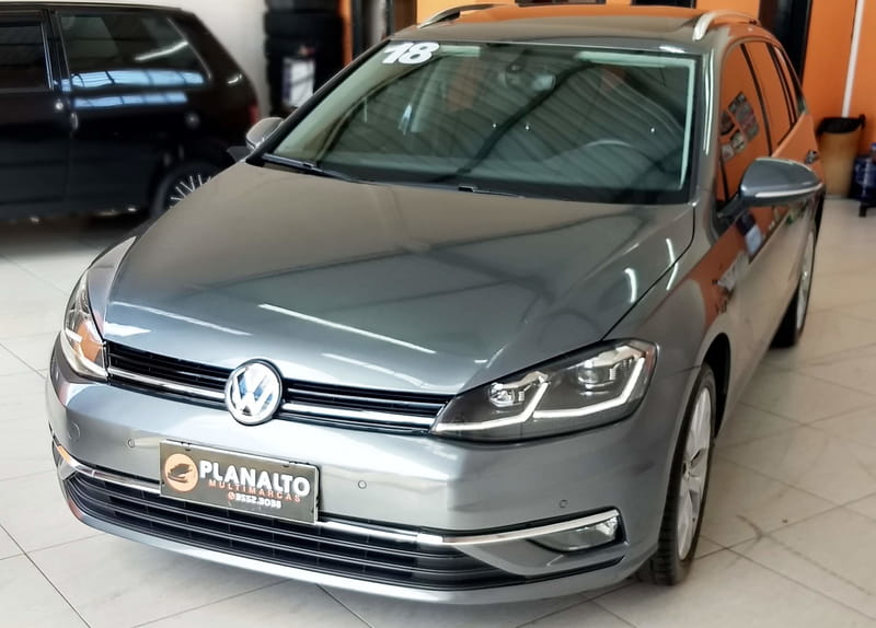 VOLKSWAGEN GOLF 1.4 TSI VARIANT HIGHLINE 16V TOTAL FLEX 4P TIPTRONIC