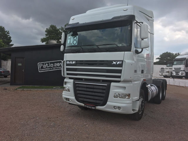 xf 105 ftt 510 6x4 diesel e5