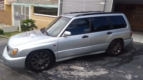 2002 subaru forester 4x4 2.0 16v turbo 4p