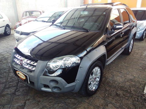 2010 fiat palio weekend adventure 1.8 dualogic 16v