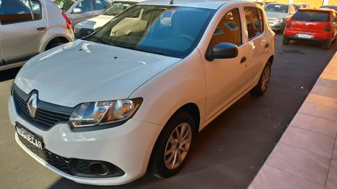 RENAULT SANDERO AUTHENTIC 1.0 PLUS 8V FLEX 4P
