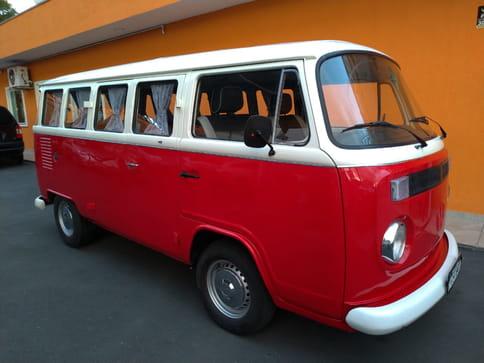 1994 volkswagen kombi lotacao 1.6
