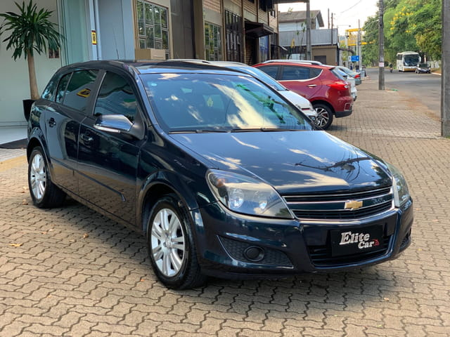 vectra hatch 4p gt 2010 estancia velha