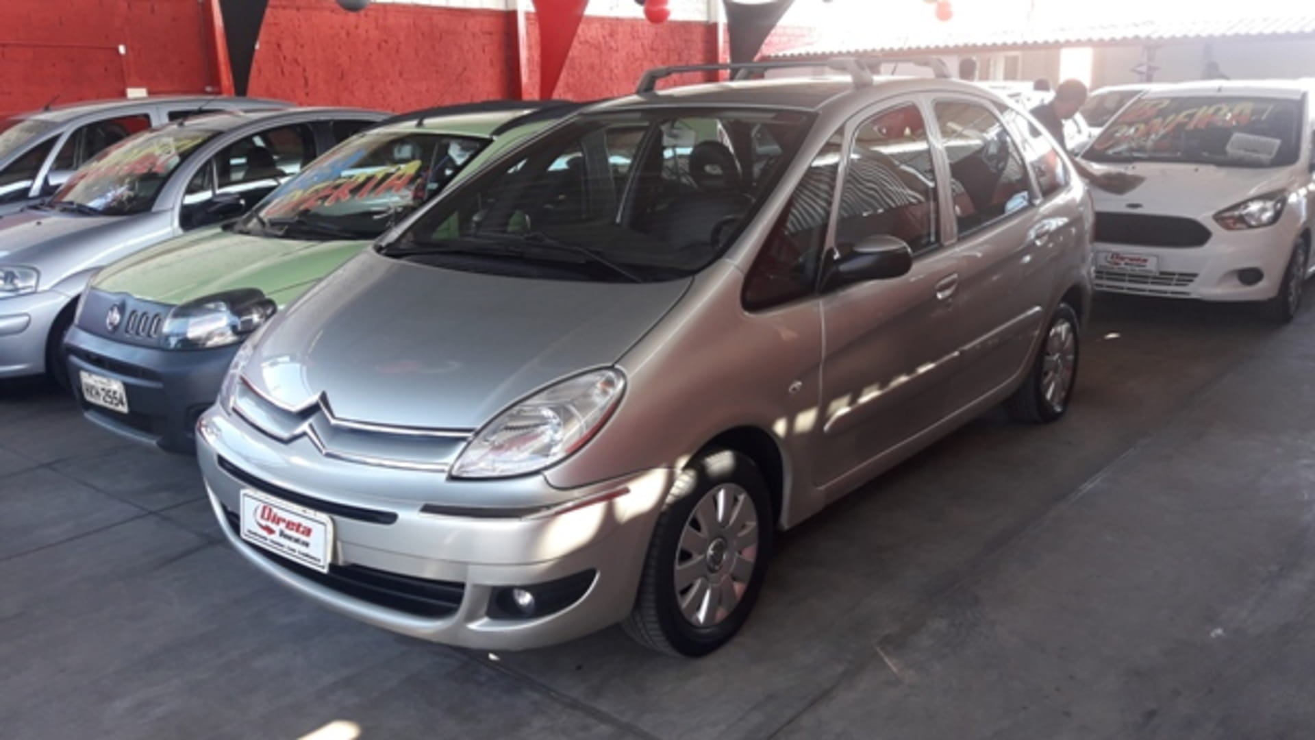 CITROEN XSARA PICASSO EXCLUSIVE 1.6 16v(Flex) 4p