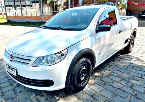 2011 volkswagen saveiro 1.6 cs