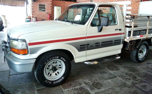 1998 ford f-1000 xl 4.9i super cab 2p