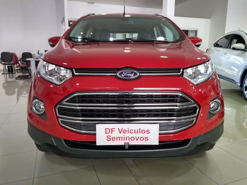 FORD ECOSPORT 2.0 DIRECT FLEX TITANIUM AUT