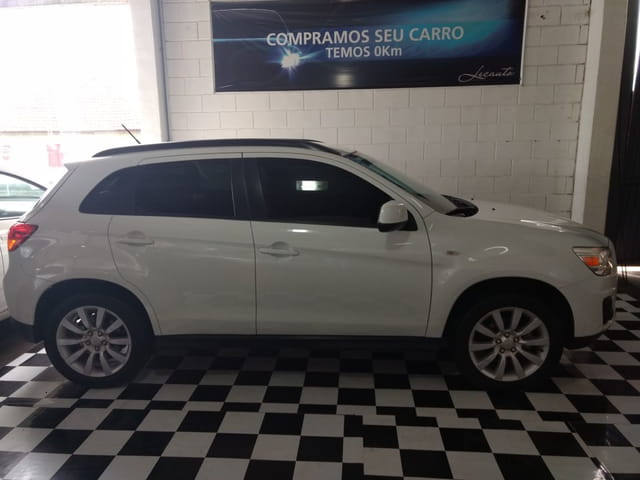 asx 2.0 cvt 4x2 16v aut 2016 montenegro