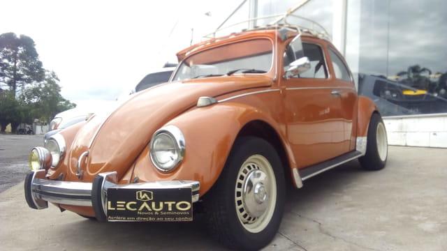 FUSCA 1500 - 1974 - MONTENEGRO