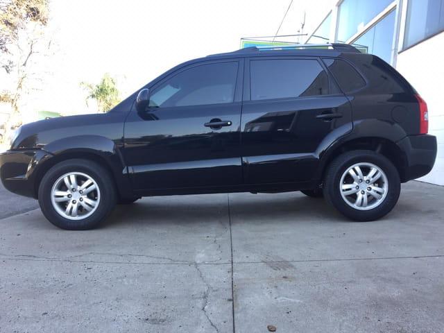 tucson 2.0 16v aut 2008 montenegro