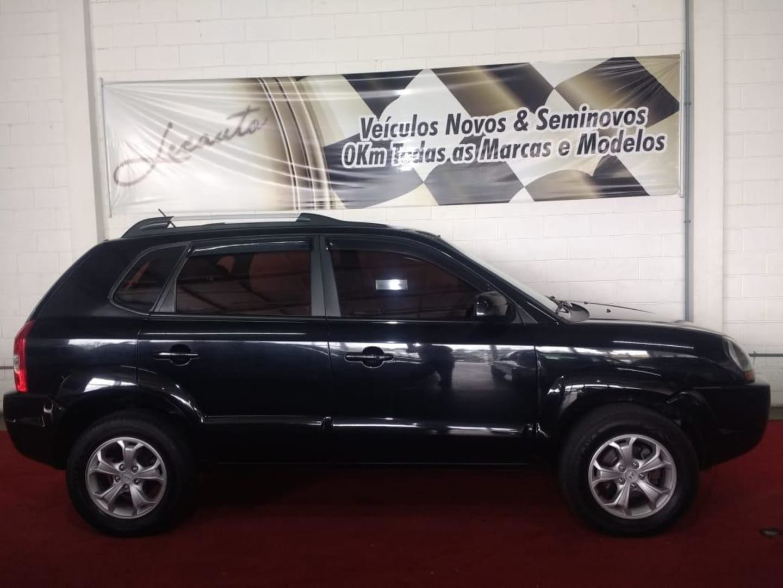 tucson glsb automatico flex 2013 montenegro