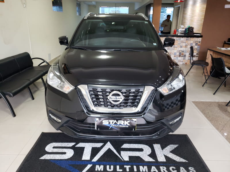NISSAN KICKS SL CVT INT BLACK 1.6