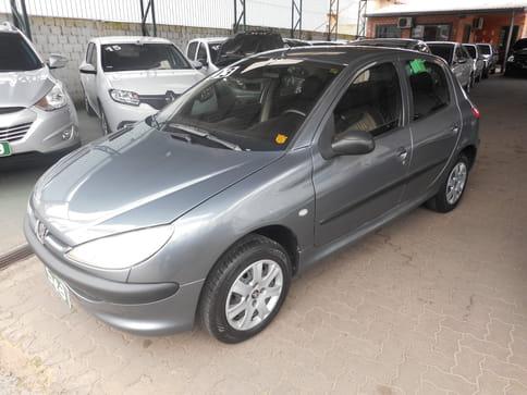 2003 peugeot 206 hatch selection 1.0 16v basico