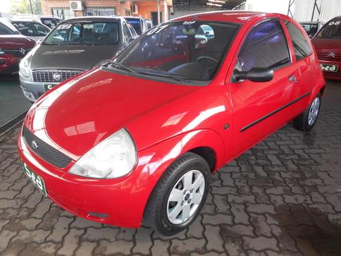 2007 ford ka gl 1.0