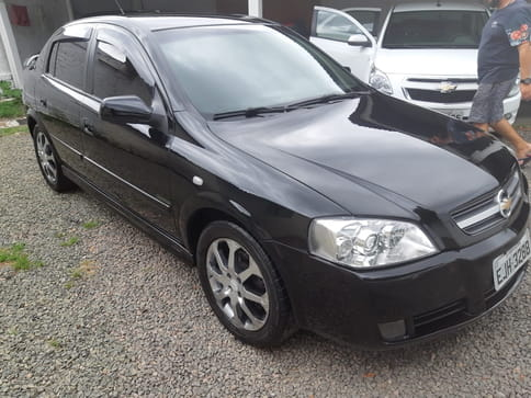2009 chevrolet astra hatch advantage 2.0 08v(140cv)