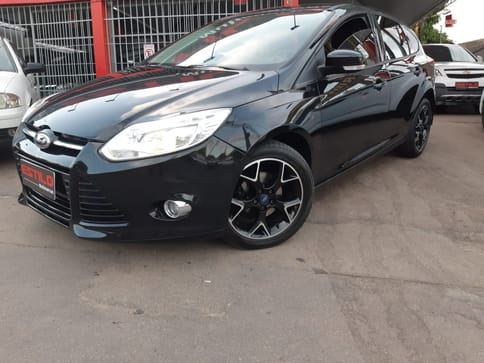 2014 ford focus s  power shift 1.6 aut