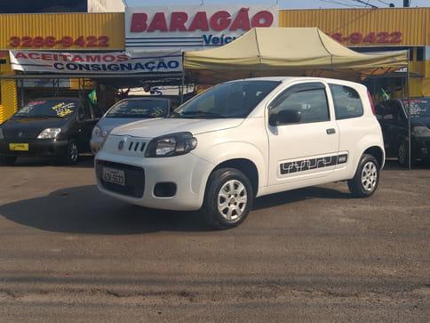 FIAT UNO VIVACE 1.0 8V FLEX 2P MEC.