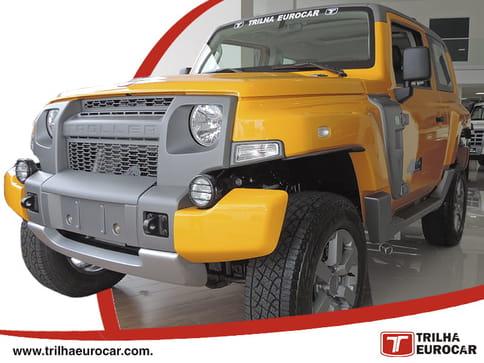 TROLLER T4 3.2 XLT 4X4 20V TURBO INTERCOOLER
